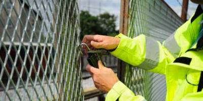 Industrial Site Security